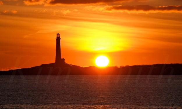 Thacher Island North Light Kim Smith 2016