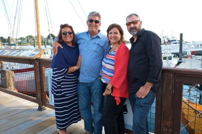 Schooner Festival Mayor Sefatia Rome Theken Reception 2018 copyright Kim Smith - 23