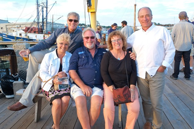 Schooner Festival Mayor Sefatia Rome Theken Reception 2018 copyright Kim Smith - 27