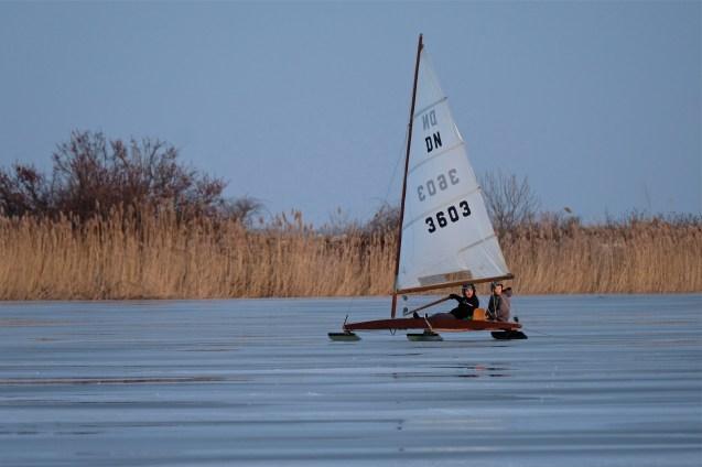 ice sailing niles pond copyright kim smith - 10