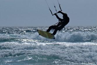 Kitesurfing Good Harbor Beach Gloucester copyright Kim Smith - 18
