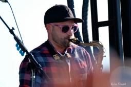 Luke Reynolds Guster Riverfest Seaside Music Festival Gloucester copyright Kim Smith Gloucester - 40