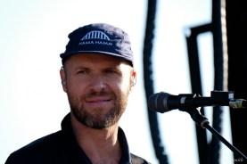 Luke Reynolds Guster Riverfest Seaside Music Festival Gloucester copyright Kim Smith Gloucester - 61