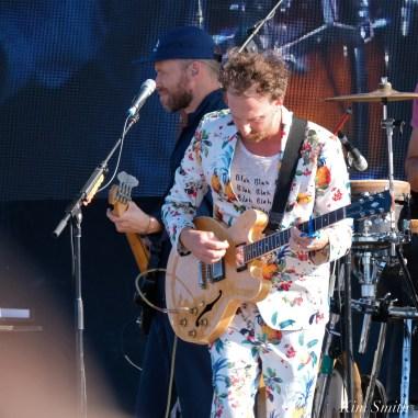 Ryan Miller Luke Reynolds Guster Riverfest Seaside Music Festival Gloucester copyright Kim Smith Gloucester - 15