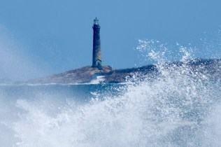 North Light Thacher Island Wavws Rockport Atlantic Coast Storm copyright Kim Smith - 12 of 37