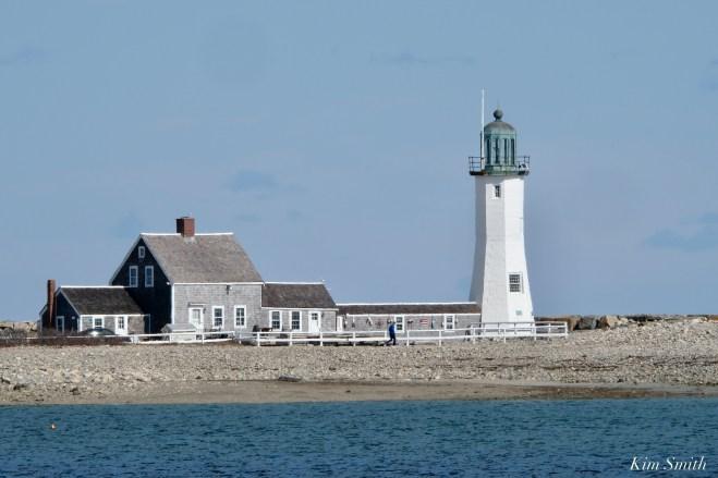 Scituate Lighthouse copyright Kim Smith