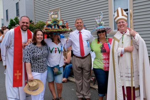 Saint Peter's Fiesta Sunday Procession 2019 copyright Kim Smith - 33