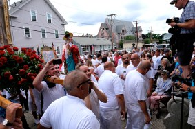 Saint Peter's Fiesta Sunday Procession 2019 copyright Kim Smith - 49