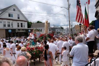 Saint Peter's Fiesta Sunday Procession 2019 copyright Kim Smith - 61