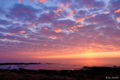 Sunrise Back Shore Gloucester MA October 2 copyright Kim Smith - 3 of 9