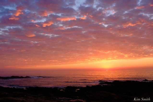 Sunrise Back Shore Gloucester MA October 2 copyright Kim Smith - 5 of 9
