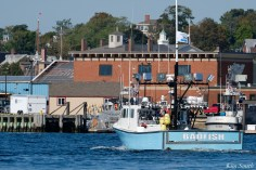 Wicked Tuna Filming Gloucester Harbor Bad Fish copyright Kim Smith - 9 of 10