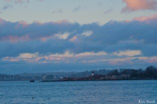 Ten Pound Island Lighthouse After Storm Gloucester Essex County Massachusettts copyright Kim - 24 of 27