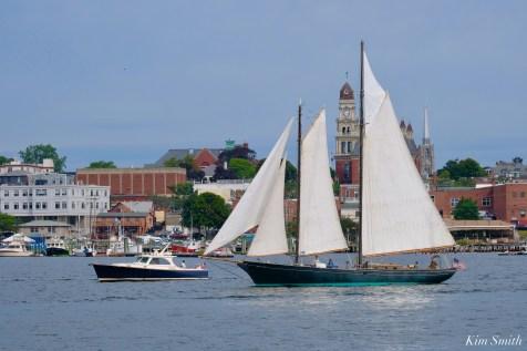 Schooner Parade of Sail Gloucester 2021 copyright kim Smith - 31 of 52
