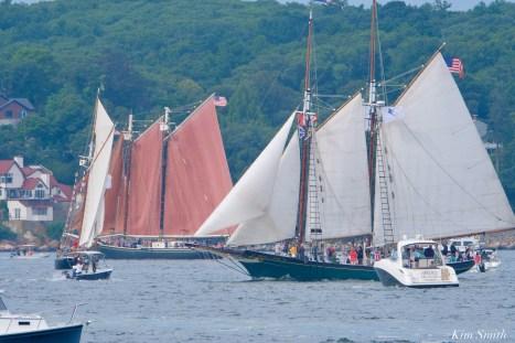 Schooner Parade of Sail Gloucester 2021 copyright kim Smith - 34 of 52