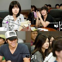 [Photo] Pembacaan Script 'Horse Doctor'
