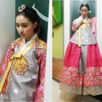 [News] 121119 Kim So Eun Bermain Menjadi Manekin