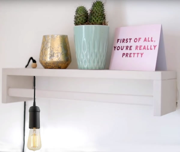 totally clever ikea spice rack hack for