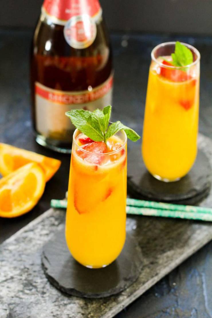 Fresh Juice Ww Points