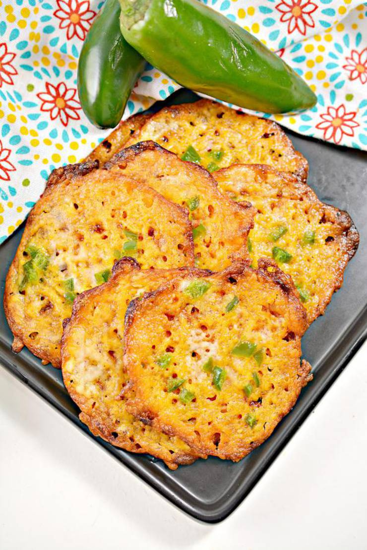 Jalapeno Popper Cheese Chips