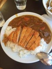 From a Japanese restaurant called Sapporo near the Opéra Garnier