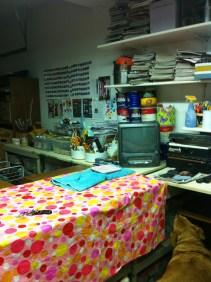 Garage Workspace