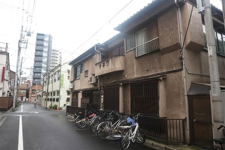 도쿄 산야 숙박업소 도쿄 산야(山谷) 도시빈민가와 일본의 3대 빈민거리