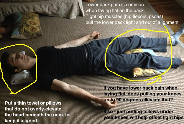 Lower Back Pain Relief 요통, 허리통증에 좋은 스트레칭 방법 5가지