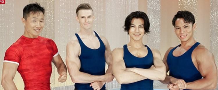 근육단련 NHK 5분 몸만들기! 다함께 근육체조! 근력운동은 요령이 중요
