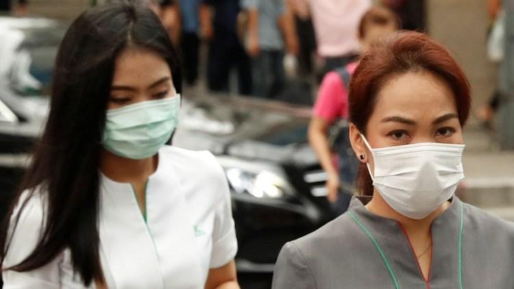 방콕 미세먼지 태국 방콕 초미세먼지 대기오염 심각! 인공강우 시험