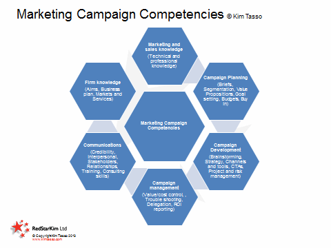 Campaign competencies Sept 2013 Kim Tasso