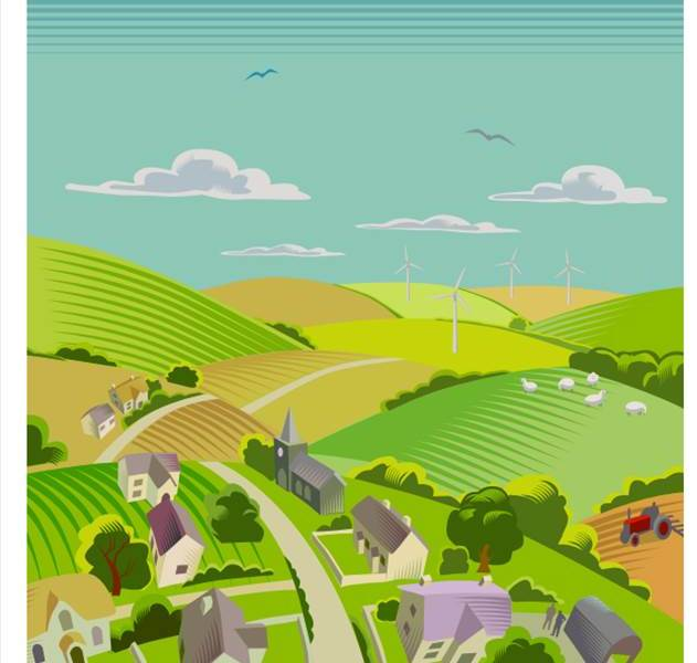 Property marketing case study – Integrated campaign on farmland rents from Savills rural team