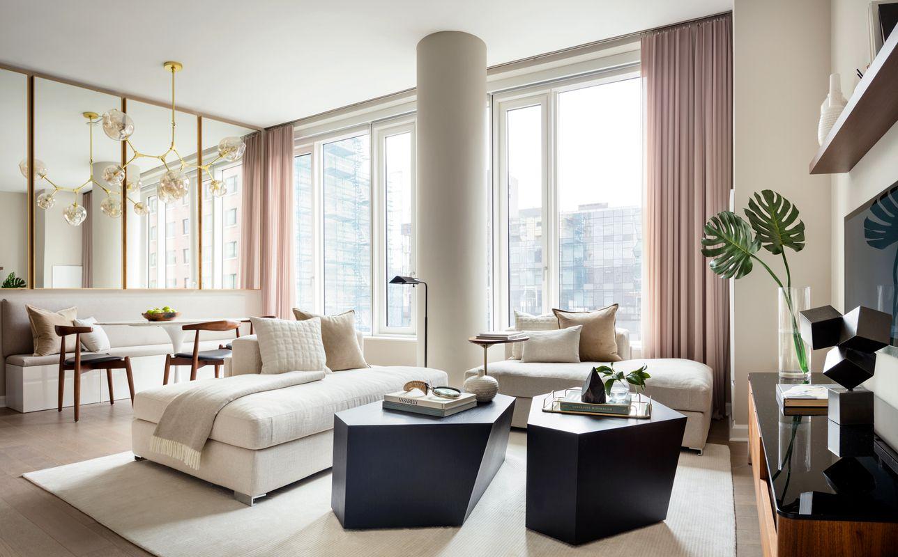 Hudson Yards Living Room