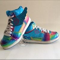 Shoe Tags + Charms
