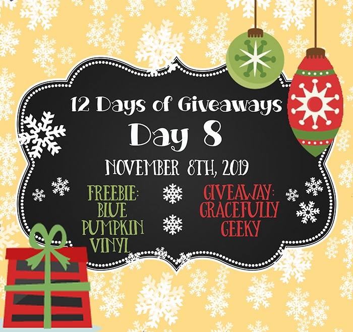 12 Days of Giveaways – Day 8