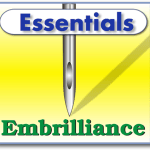 Embriliance Embroidery Software