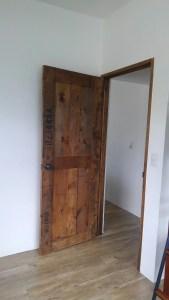 造作ドアの施工例