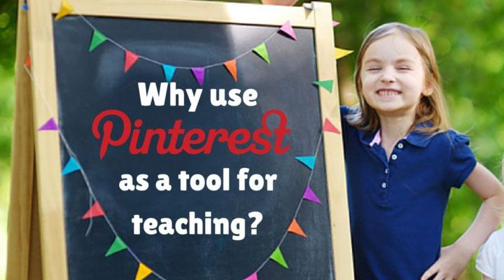 Using Pinterest for Education as a tool for Teaching by Kim Vij