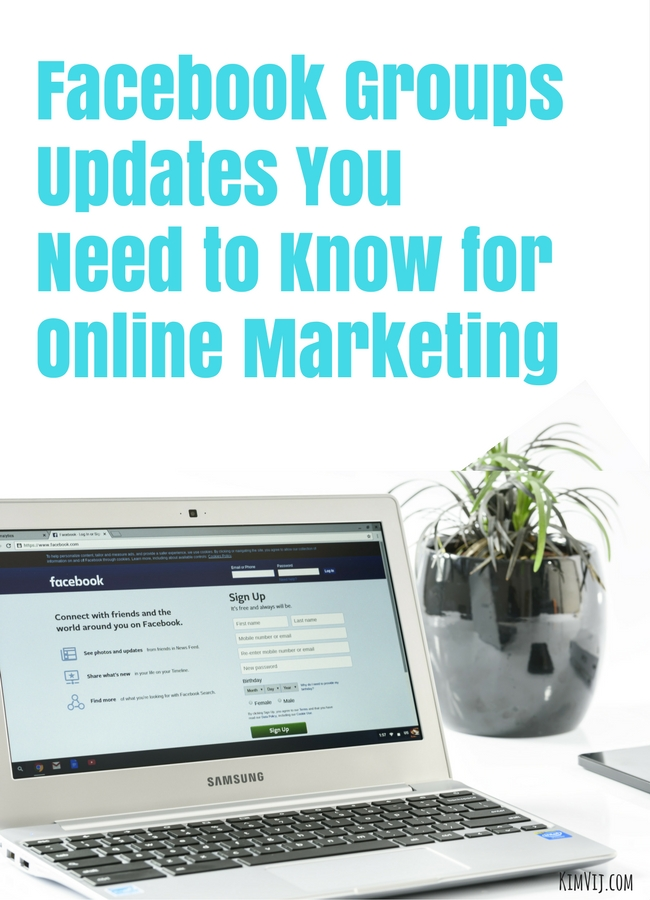 Facebook Group Updates You Need to Know for Online Marketing