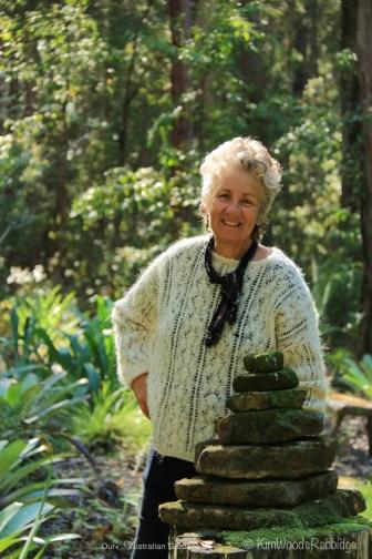 Plantswoman and designer Cheryl Boyd.