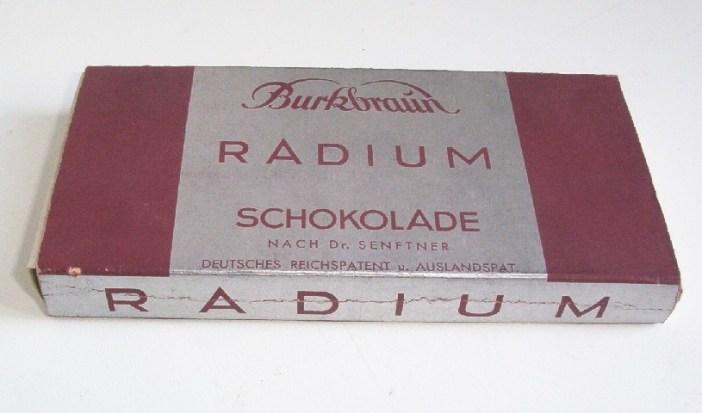 Radyum Çikolata