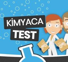 15 Soruda Kimya Bilgini Ölç [Test]