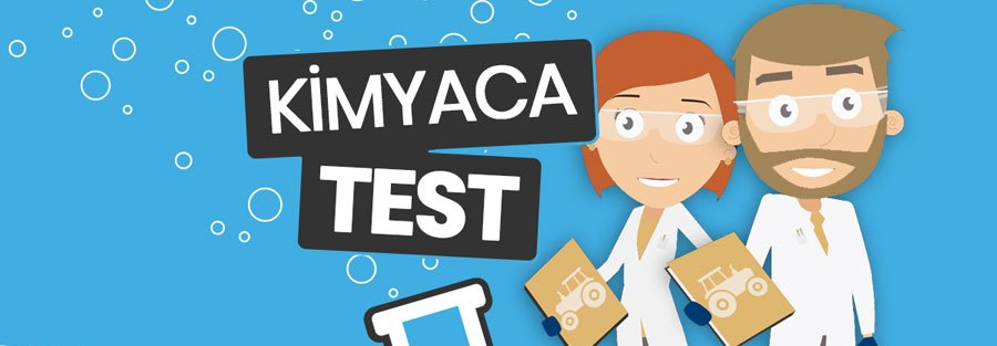 Kimya Testleri
