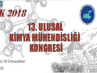 6c5c2 13. ulusal kimya mc3bchendislic49fi kongresi ukmk 13 3 6 eylc3bcl 2018 tarihlerinde van yc3bczc3bcncc3bc yc4b1l c39cniversitesie28099nde gerc3a7eklec59ftirilecek