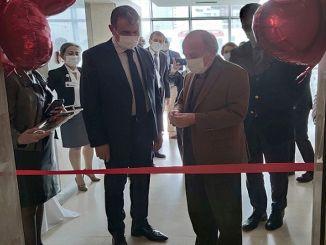 koru hastanesi prof dr ahmet sonel kalp merkezi acildi