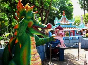 Dragon and Pig