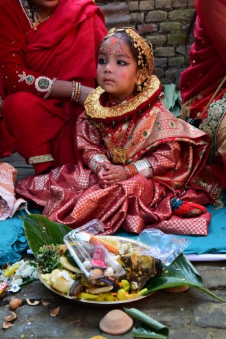 Child Marriage with God