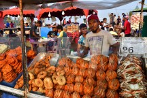 Galle Food Stall - Photography by Kimy Chang