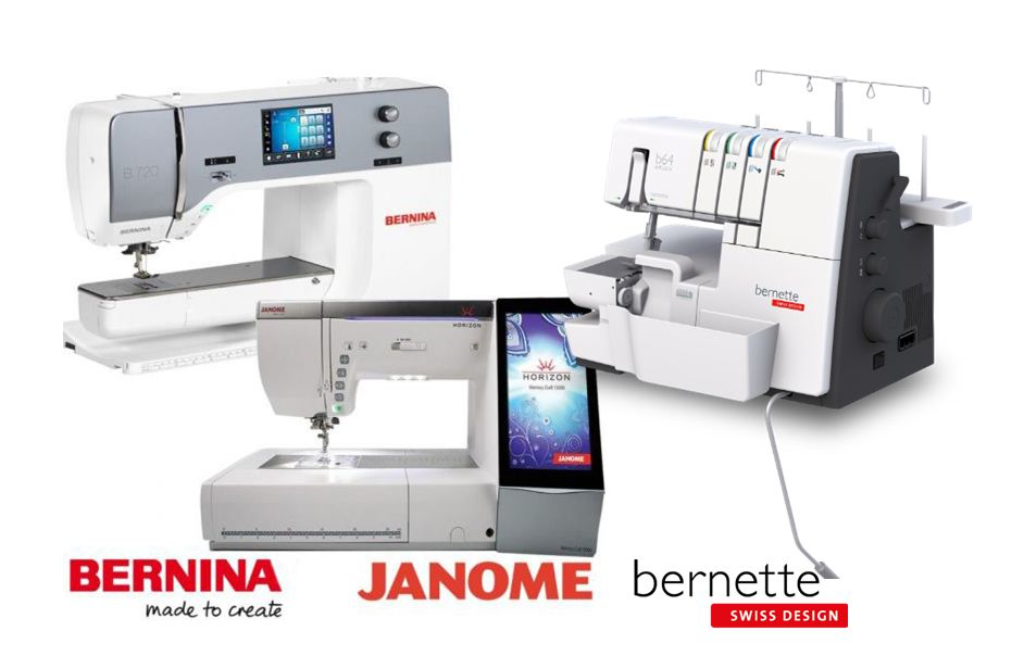 sewing machines for sale warana