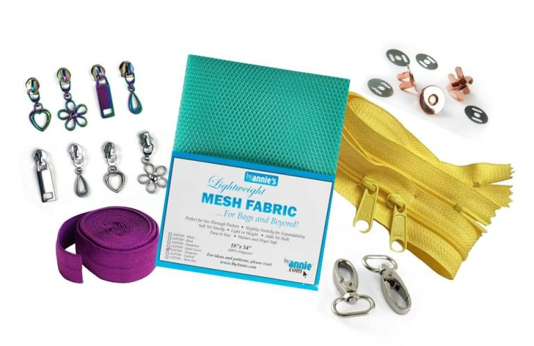 zippers and bag hardware sewing machines embroidery machines embellishments